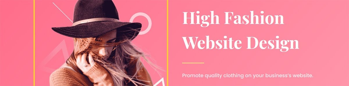 Fashions Design Website