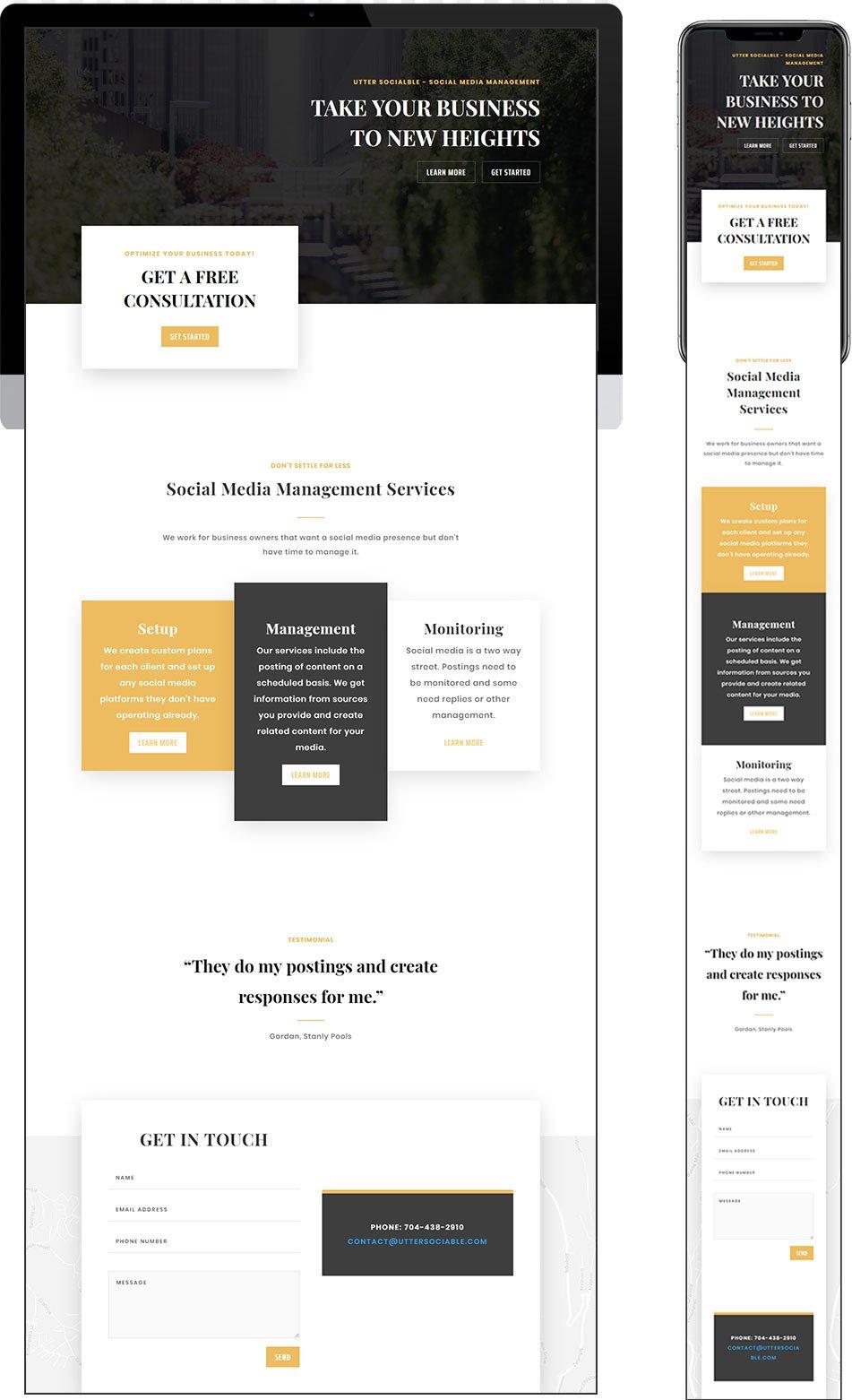 Full Page Screenshot